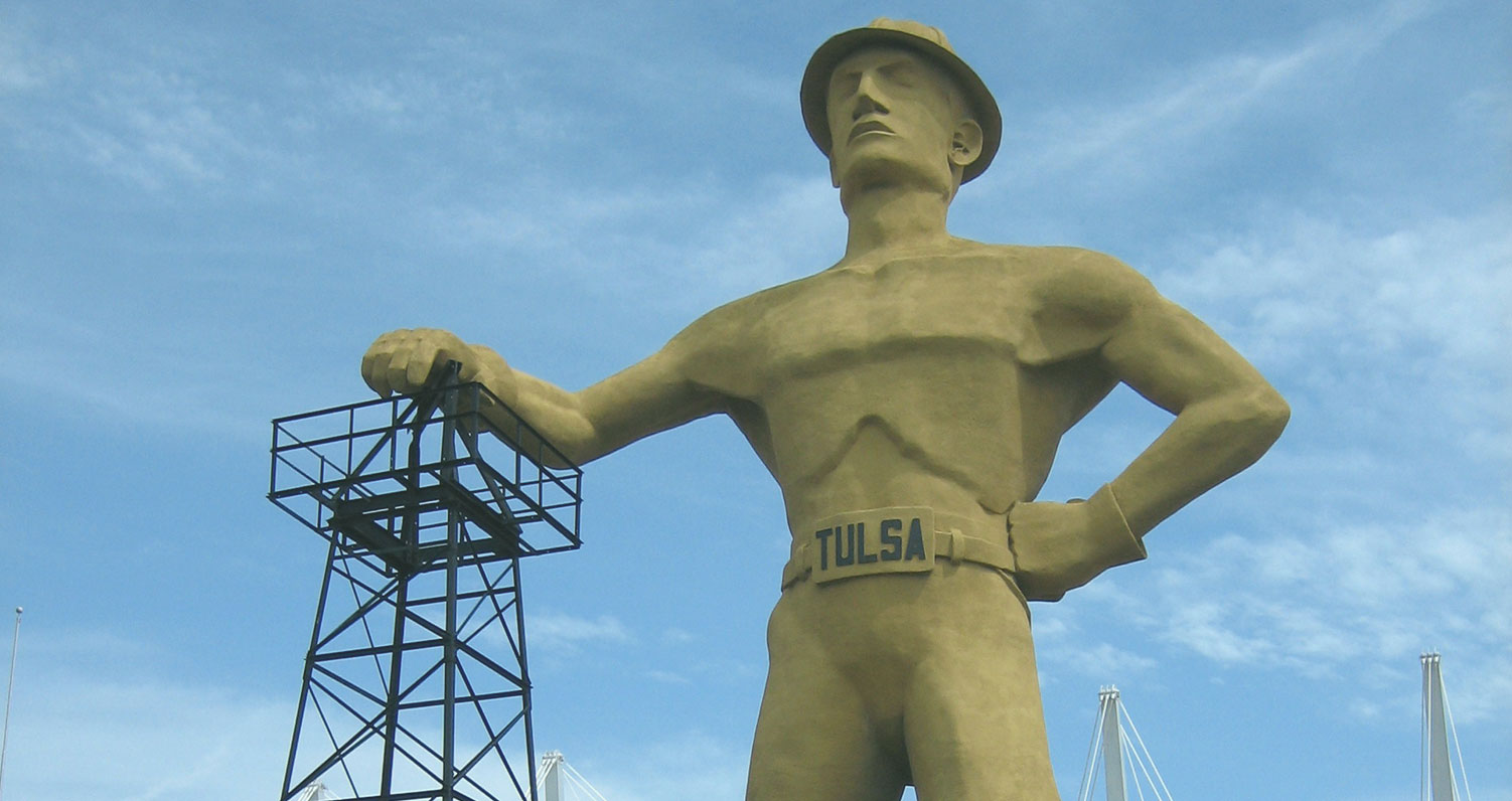 Tulsa, Oklahoma, image to accompany section of article on 10 housing markets to consider moving to