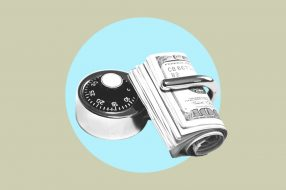 Photo illustration to accompany article on what types of bank accounts make sense for your savings strategy