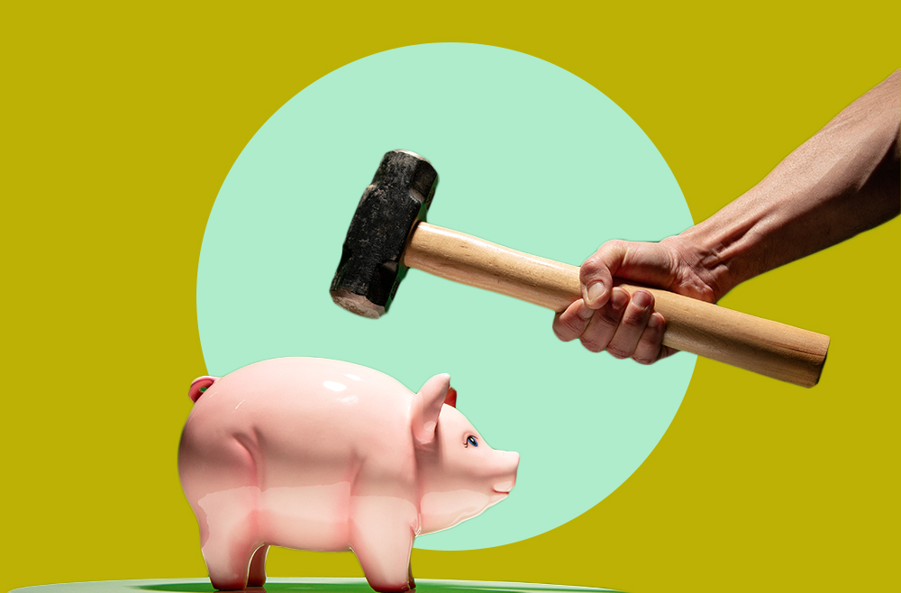 Image to accompany article on savings accounts
