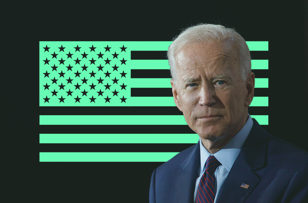 Photo to accompany story about what Joe Biden means for your wallet.
