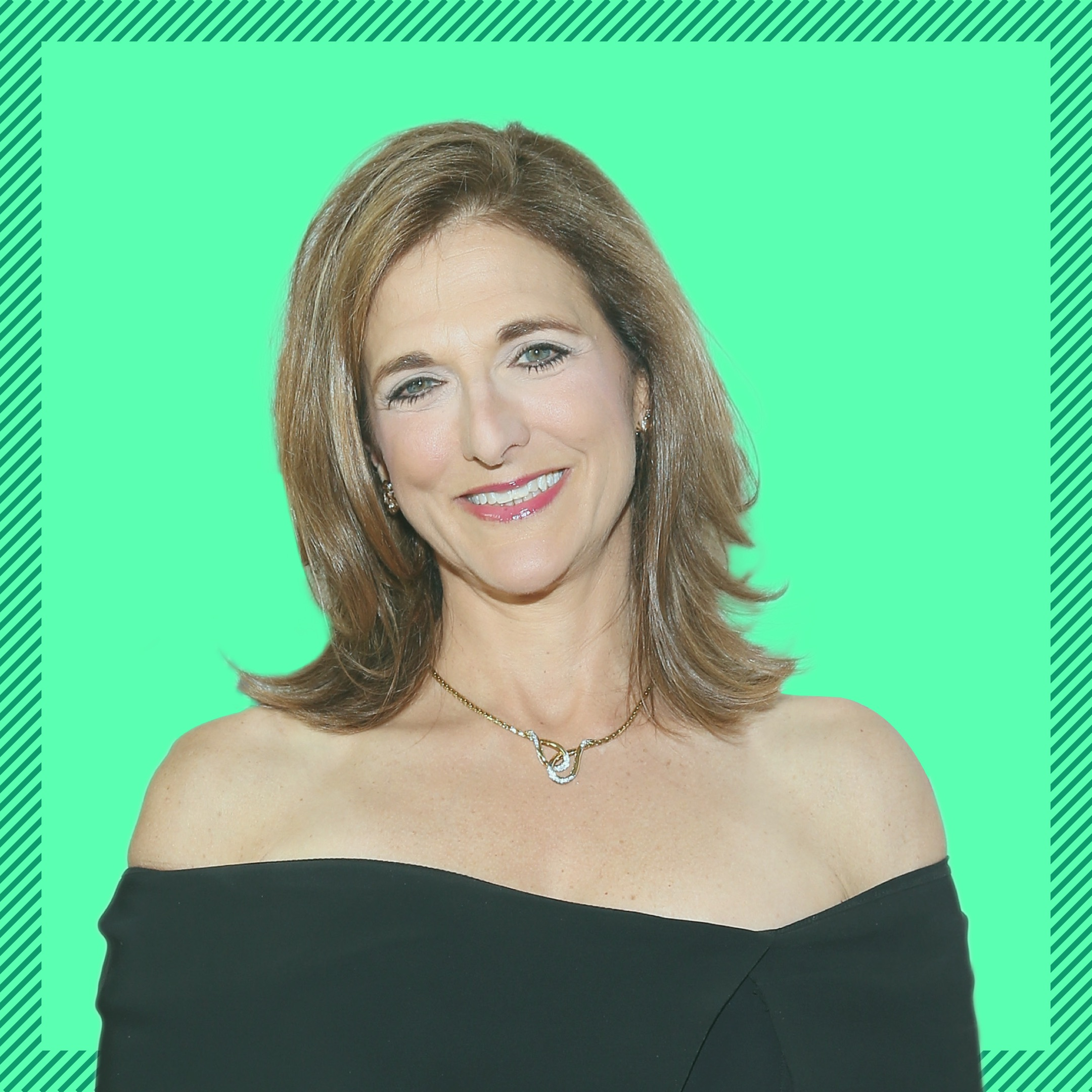 """Photo of Jill Schlesinger, a certified financial planner and host of the """"Jill on Money"""" podcast"""