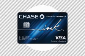 Image showing the Chase Ink Preferred credit card