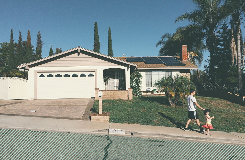 A photo to accompany a story about first-time homebuyer options