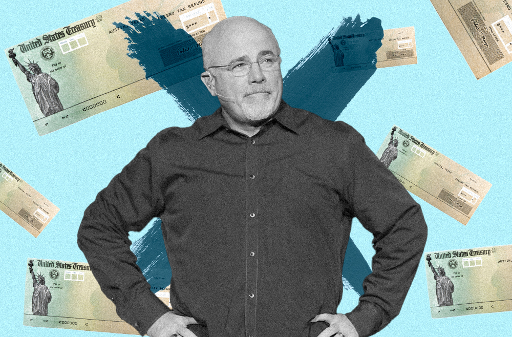 A photo to accompany a story about Dave Ramsey