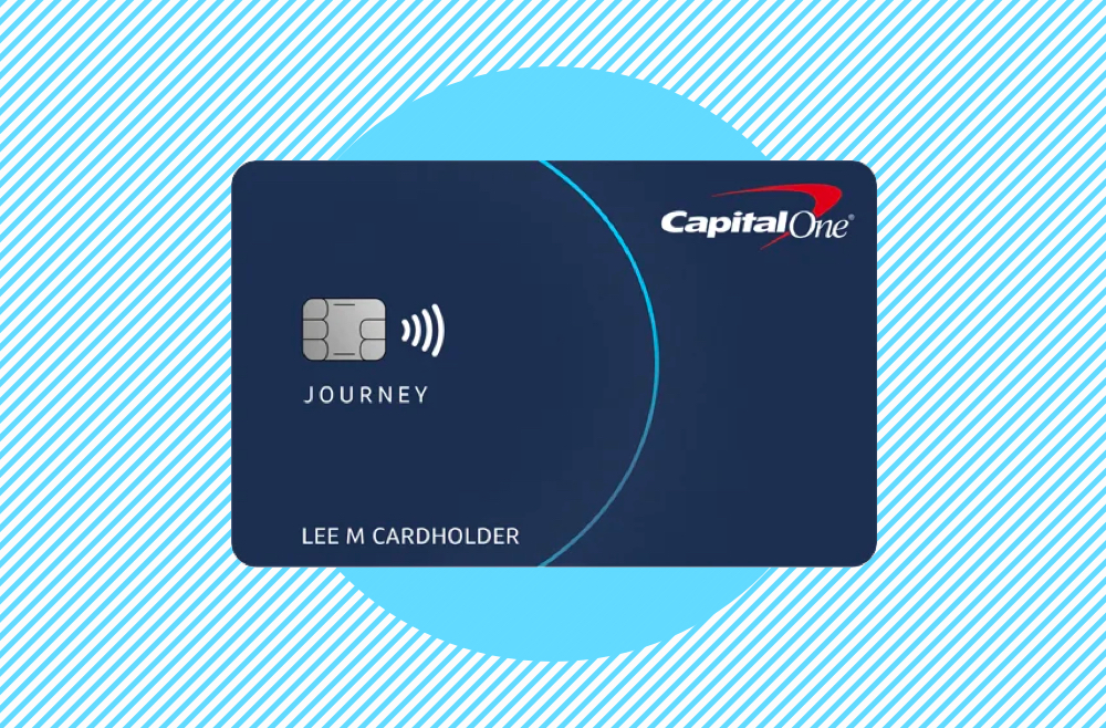 A photo to accompany a review of the Capital One Journey Student Rewards card
