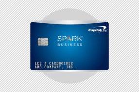 A photo to accompany a story about the Capital One Spark Miles for Business card