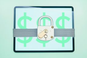 A photo to accompany a story about cybersecurity risks to 401(k) accounts
