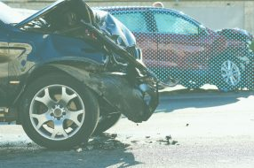 A photo to accompany a story about car insurance rates after an accident