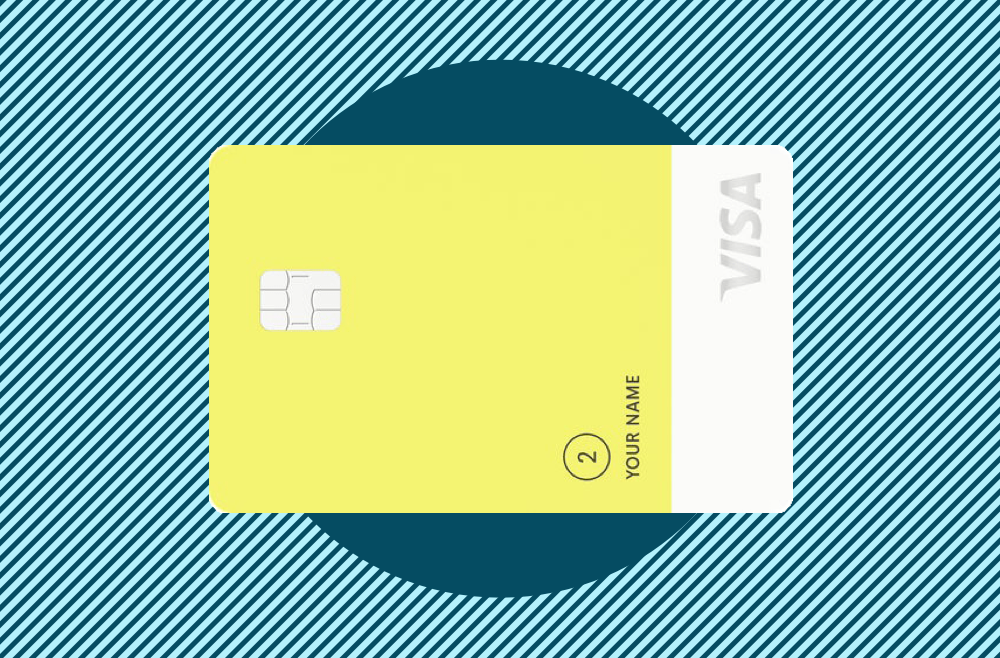 A photo to accompany a review of the Petal 2 Visa credit card