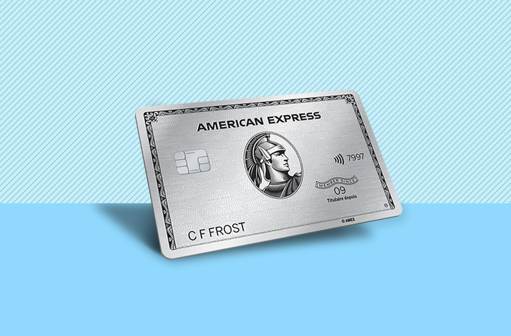 A photo to accompany a story about The Platinum Card® from American Express