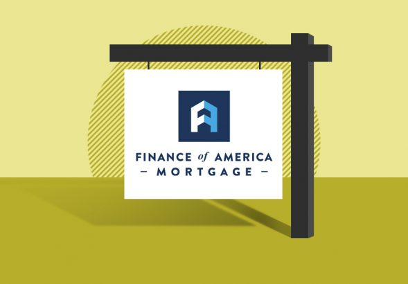 A photo to accompany a review of Finance of America Mortgage