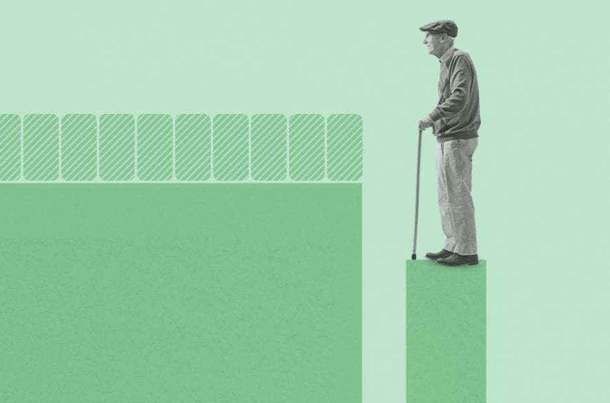 A photo to accompany a story about annuities