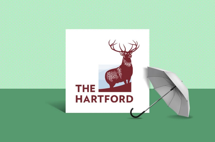 A photo to accompany a review of The Hartford insurance