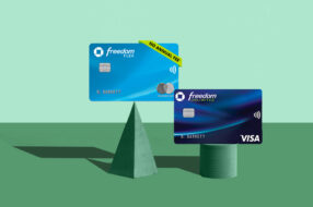 A photo to accompany a story about the Chase Freedom Flex and Chase Freedom Unlimited cards