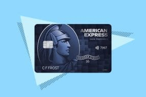 A photo to accompany a story about the American Express Blue Cash Preferred credit card
