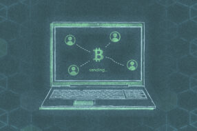 A photo to accompany a story about cryptocurrency security