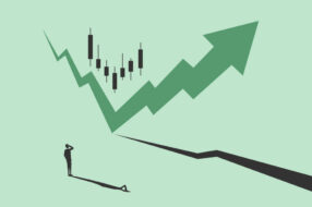 An image to accompany a story about cyclical stocks