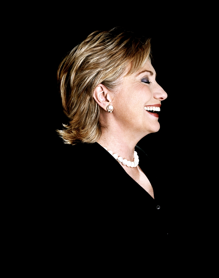 Hillary Clinton 2006 for the Cover of NY Mag