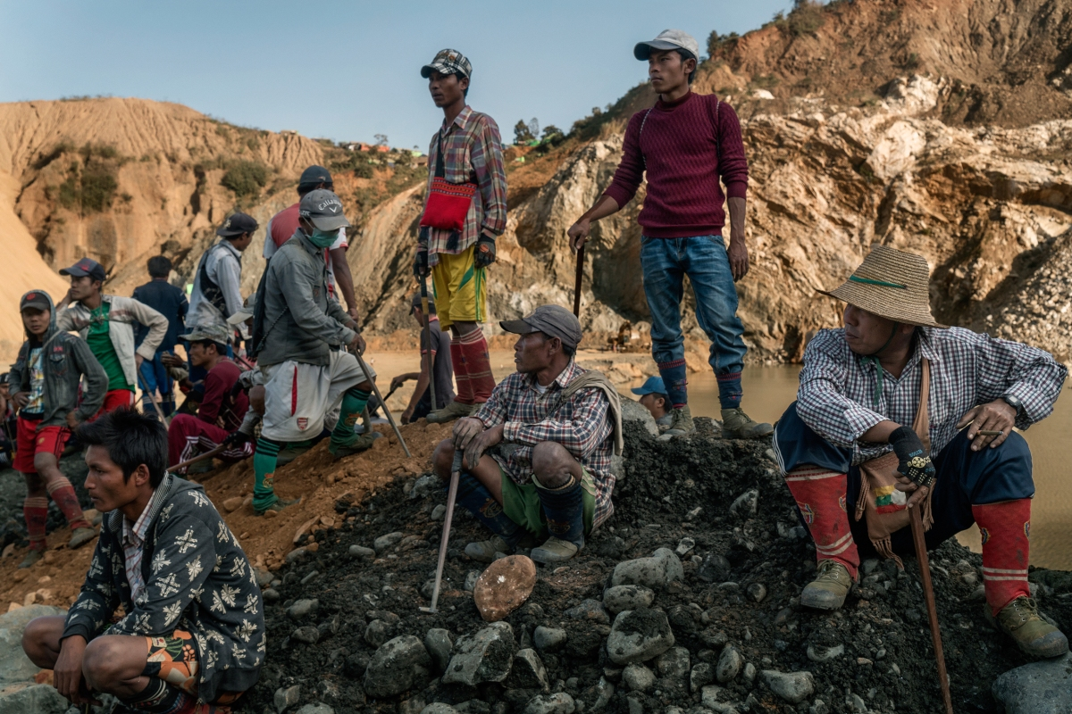 Officials have recorded hundreds of deaths in jade-mining accidents over the past year and a half. Locals say the real toll is many times higher.