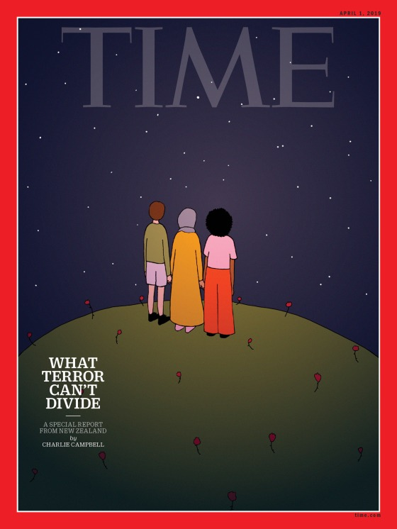 New Zealand Time Magazine Cover